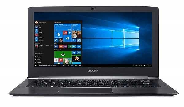 Acer Aspire S13 vs apple macbook air