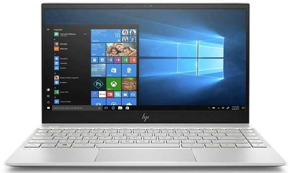 HP Envy 13 vs Macbook Air