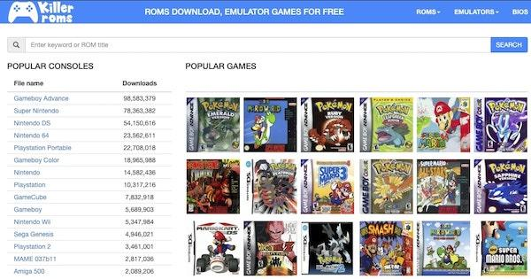 ROMs Download