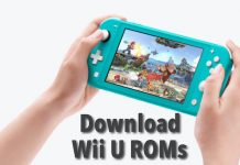 Wii U ROMs for Cemu