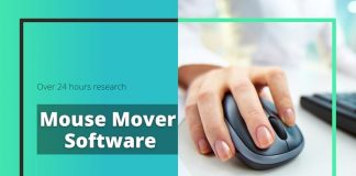Best Mouse Mover