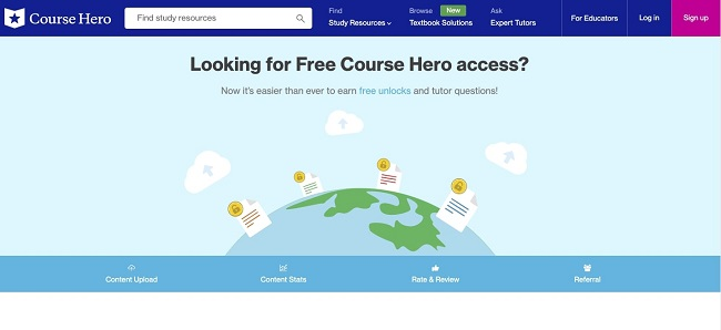 Free Access Features Course hero