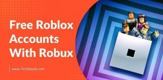 free Roblox Accounts