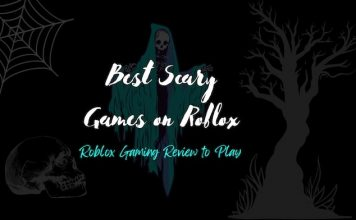 Scary Games on Roblox