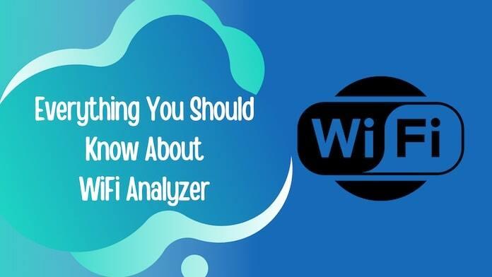 Best Wifi Analyzer