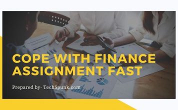 cope with finance assignment